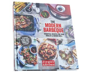 The Modern Barbeque Cookbook by Ziegler & Brown