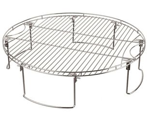 Camping / Cooking Grill With 4 Folding Legs