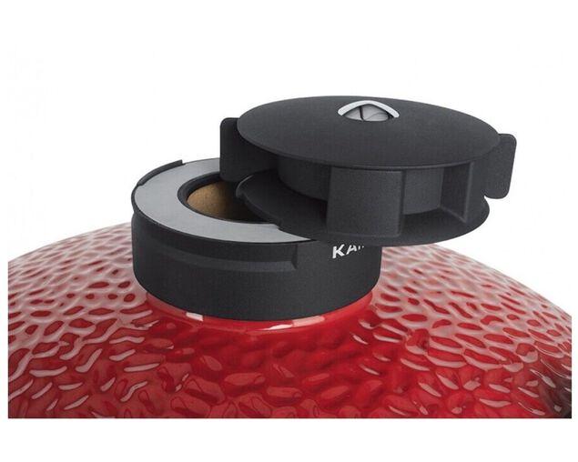 Kamado Joe Big D&C on Cart Series II - Red, , hi-res image number null