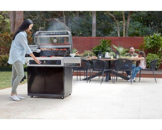 Premium Beefmaster 4 Burner Build-In BBQ, , hi-res image number null