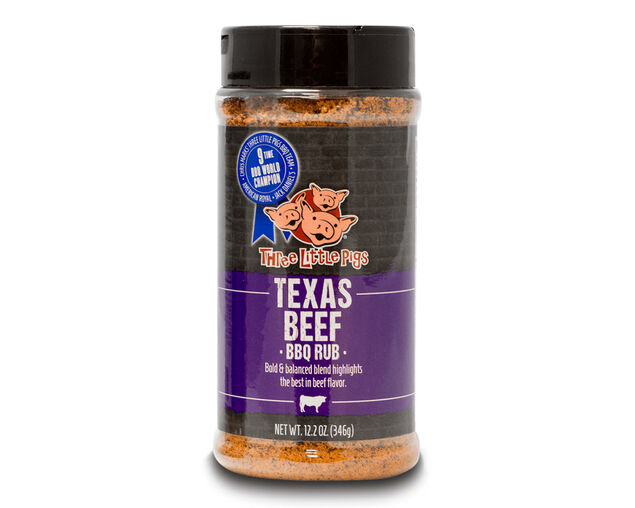 Three Little Pigs Texas BBQ Beef Jar, , hi-res image number null