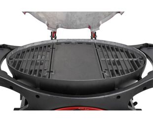Ziegler & Brown Triple Grill Hotplate Large