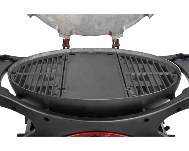 Ziegler & Brown Triple Grill Hotplate Large, , hi-res image number null