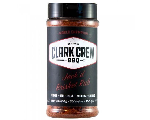 Clark Crew Jack'd Brisket Rub, , hi-res image number null