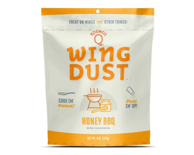 Kosmos Honey BBQ Wing Dust, , hi-res image number null