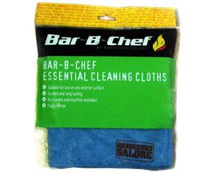 Bar-B-Chef Essential Cleaning Cloths