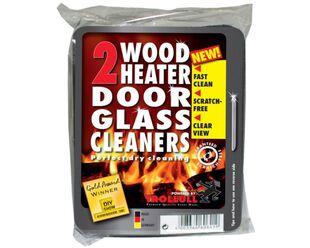 Wood Heater Door Glass Cleaner