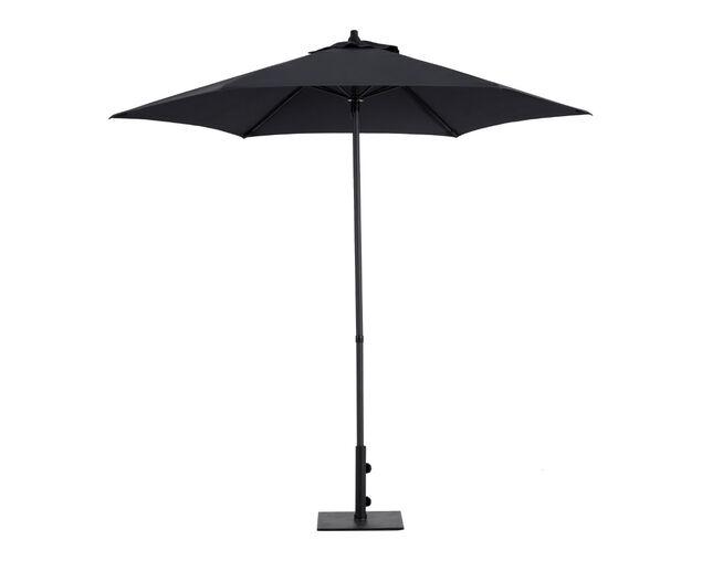 Bronte 2.1m Market Umbrella Charcoal, , hi-res image number null