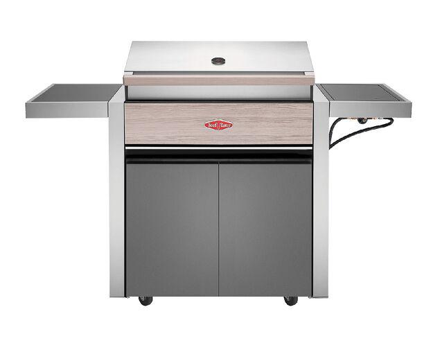 BeefEater 1500 Series - 4 Burner BBQ With Side Burner, , hi-res image number null