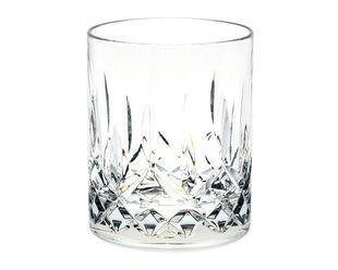 D-Still Diamond Cut Old Fashion Glass 295ml - 4 Pack