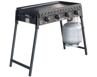 Downunder 4 Burner Hotplate