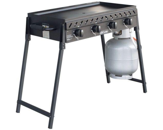 Downunder 4 Burner Hotplate, , hi-res image number null