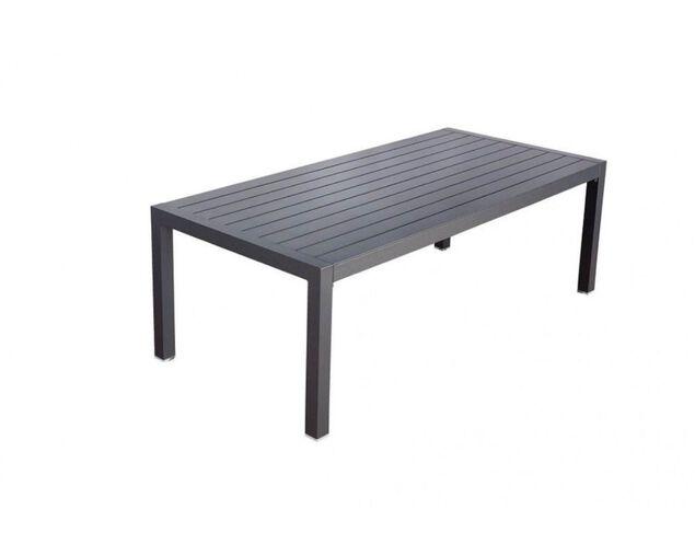 Gunmetal Grey Jette Dining Table (170x94cm), , hi-res image number null