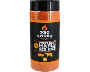Pro Smoke Sweet Baby Maple Rib Rub 300G