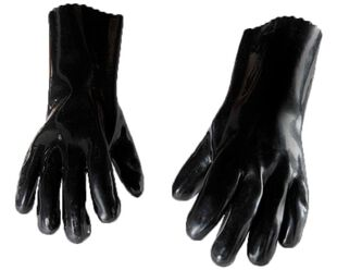Bar-B-Chef Barbeque Gloves