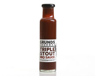 Triple Stout BBQ sauce