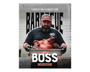 A.Roberts - Barbecue Like A Boss Cookbook
