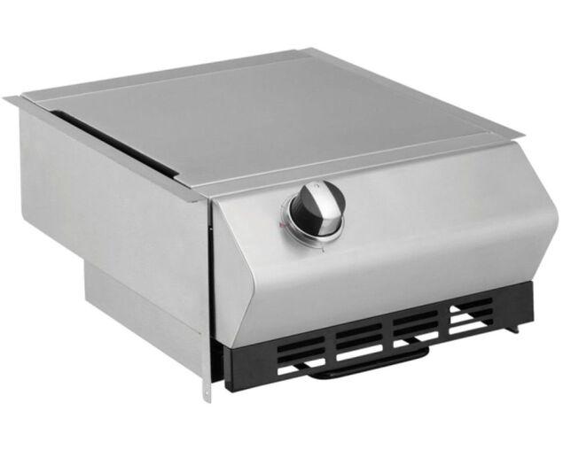 Ziegler & Brown Turbo Elite Build-In Side Burner LM-Series, , hi-res image number null