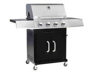 Barbeque Master 4 Burner BBQ