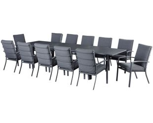 Jette 13 Piece Extension Dining Setting