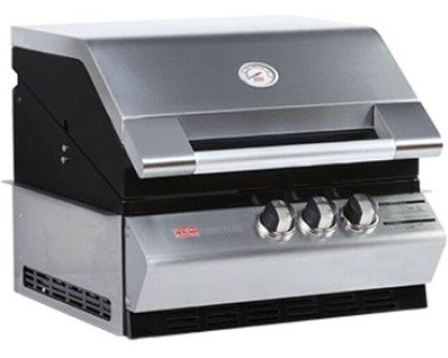 Ziegler & Brown Turbo Elite 3 Burner Build-In, , hi-res image number null