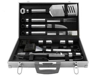 Pro Grill 21 Piece Tool Kit