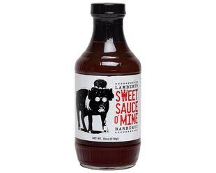 Sweet Sauce O'Mine