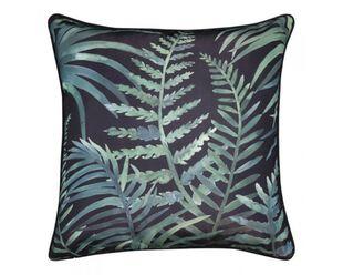 Botanica/Rainforest Teal Cushion 50x50cm
