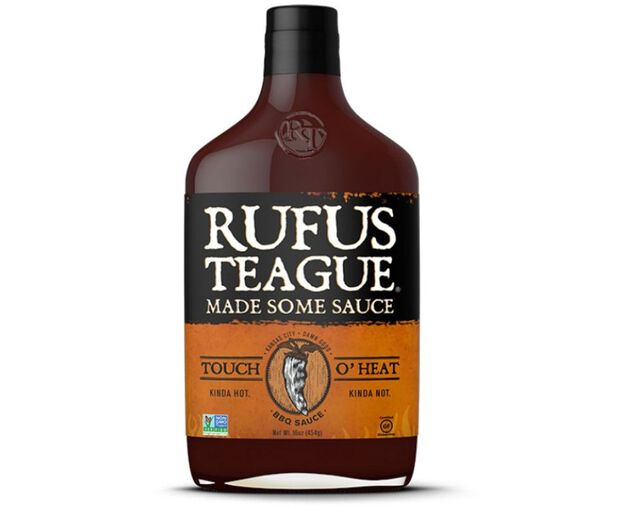 Rufus Teague Touch O Heat BBQ Sauce, , hi-res image number null