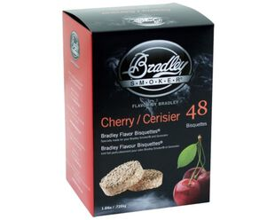 Bradley Smoker Bisquettes - Cherry