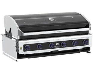 Premium Beefmaster 6 Burner Build-In BBQ