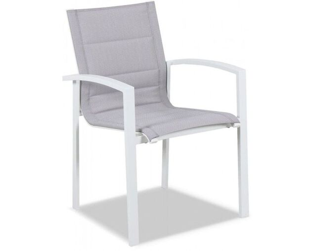 Boston Dining Chair (White), , hi-res image number null
