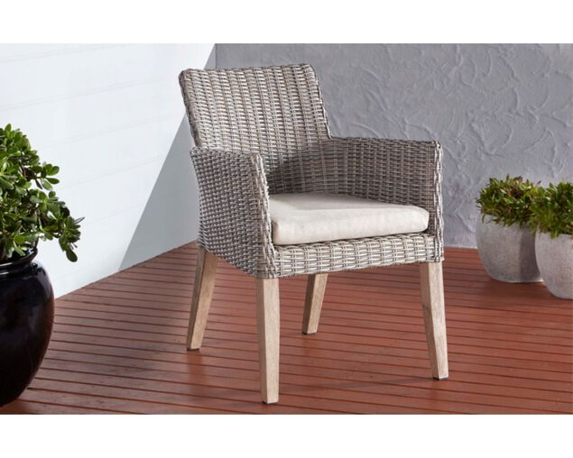 Andorra Dining Chair with Cushion, , hi-res image number null