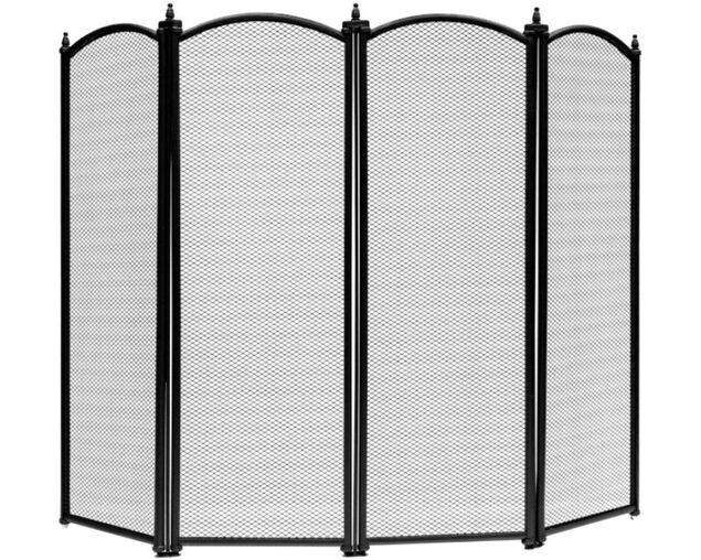 Maxiheat 4 Panel Firescreen, , hi-res image number null