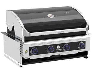 Premium Beefmaster 4 Burner Build-In BBQ