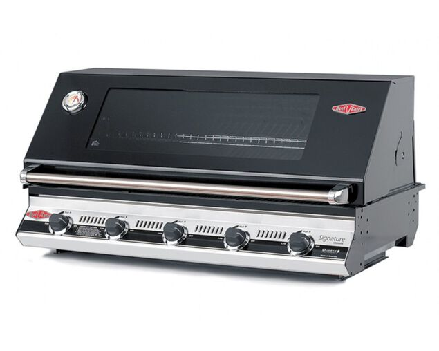 Beefeater Signature 3000E 5 Burner Build In BBQ, , hi-res image number null