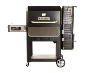 Masterbuilt Gravity Fed 1050 Charcoal Smoker & Grill