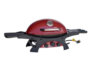 Ziggy by Ziegler & Brown Triple Grill Natural Gas Classic