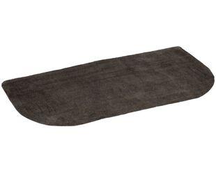 Wool Fire Rug - Dark Grey
