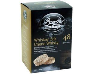 Bradley Smoker Bisquettes - Whiskey Oak