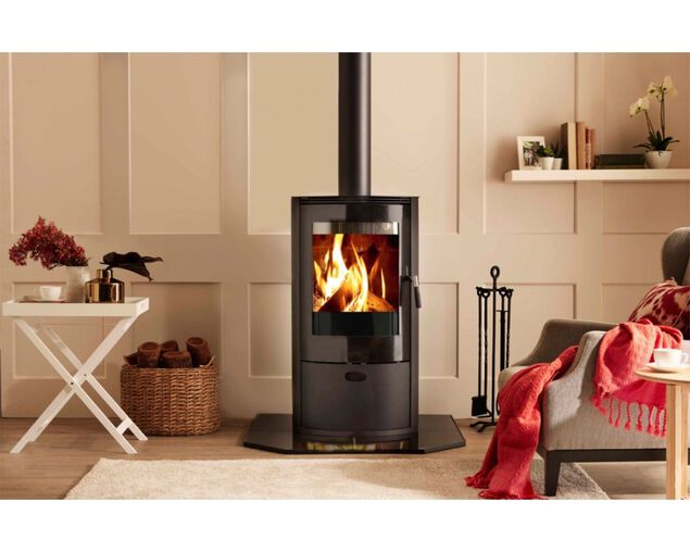 Norseman Eclipse Freestanding Wood Heater, , hi-res image number null