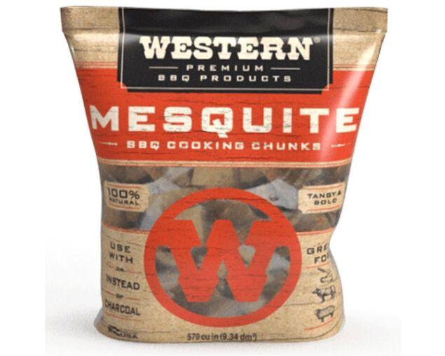 Western Premium Smoking Chunks - Mesquite, , hi-res image number null