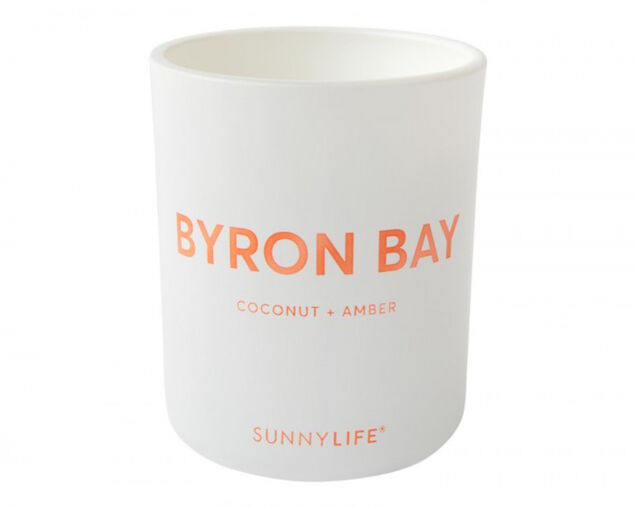 Sunnylife Scented Candle Byron Bay, , hi-res image number null
